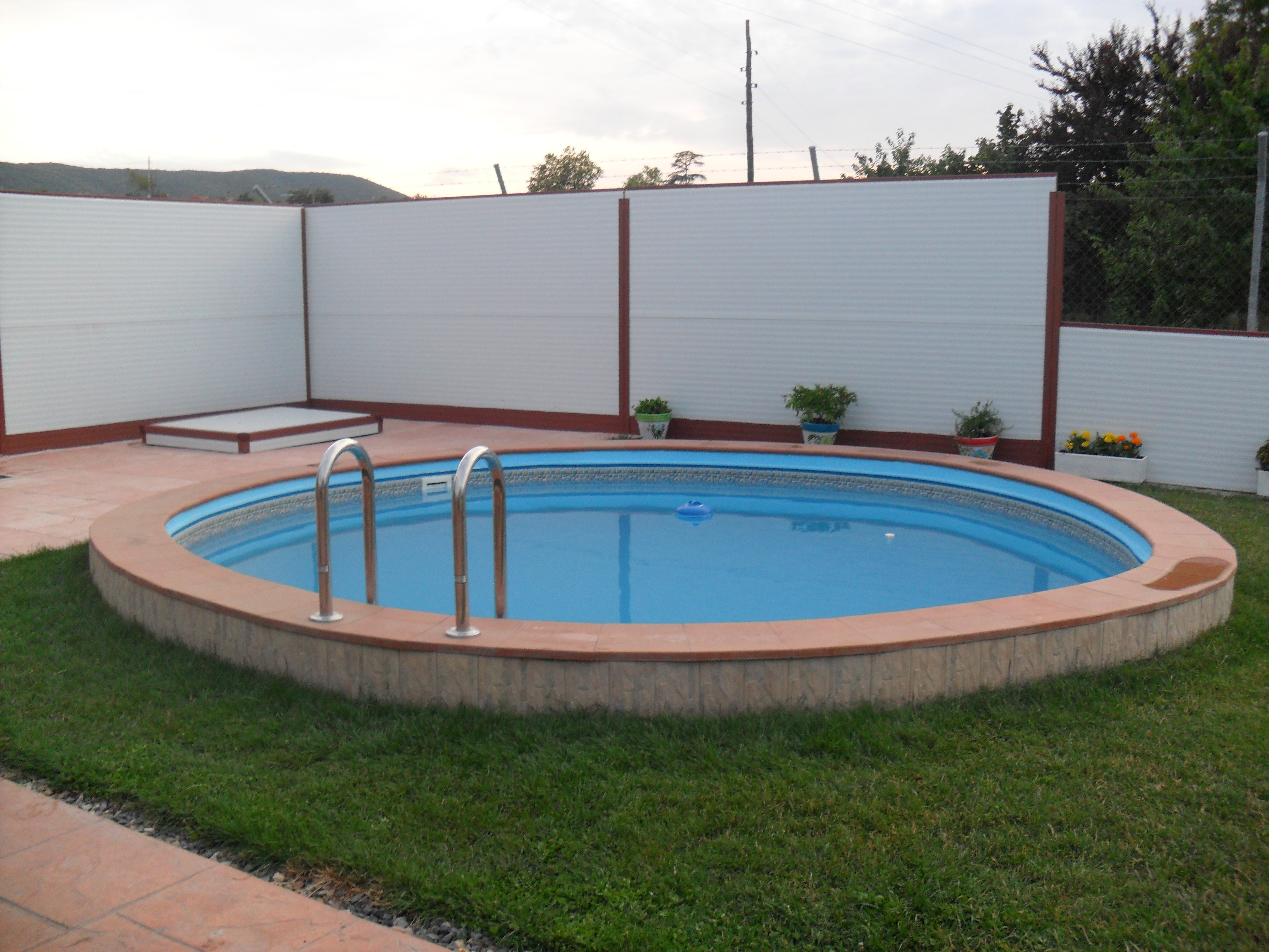 Piscinas desmontables colombia for Recambios piscinas desmontables